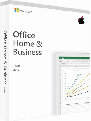Office 2019 Home & Business  - MAC