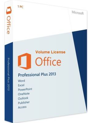 Office 2013 Professional Plus / VL