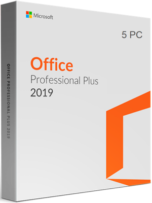 Office 2019 Professional Plus - 5PC
