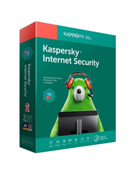 Kaspersky Internet Security-Noua-2 ani-4 licente