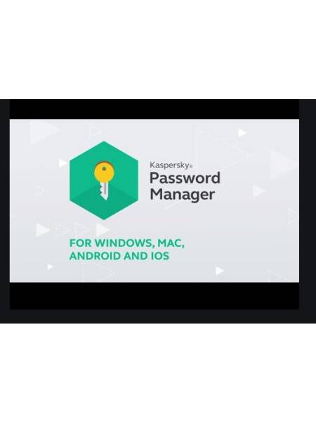 Kaspersky Cloud Password Manager-Noua-1 an-1 licenta