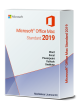Office Standard 2019 - MAC OS_Medialess_licence vl.kit