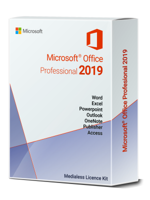 Office 2019 Professional OEM_Perp_Nonslp